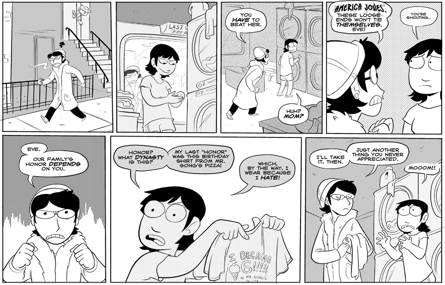 #097 – loose ends