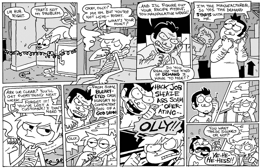 #167 – bleary eyed