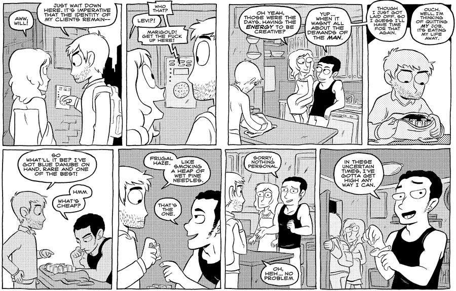 #291 – frugal haze
