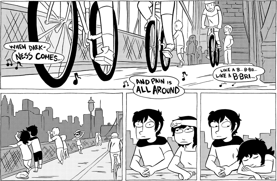 #329 – pain is all around