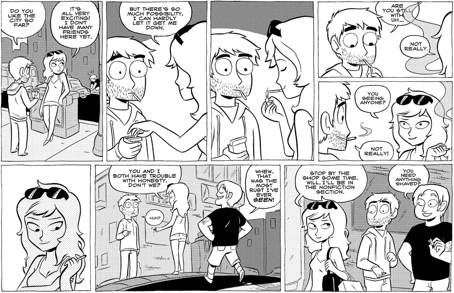 #396 – trouble with honesty