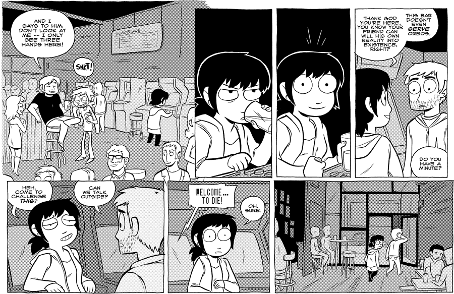 #400 – welcome to die