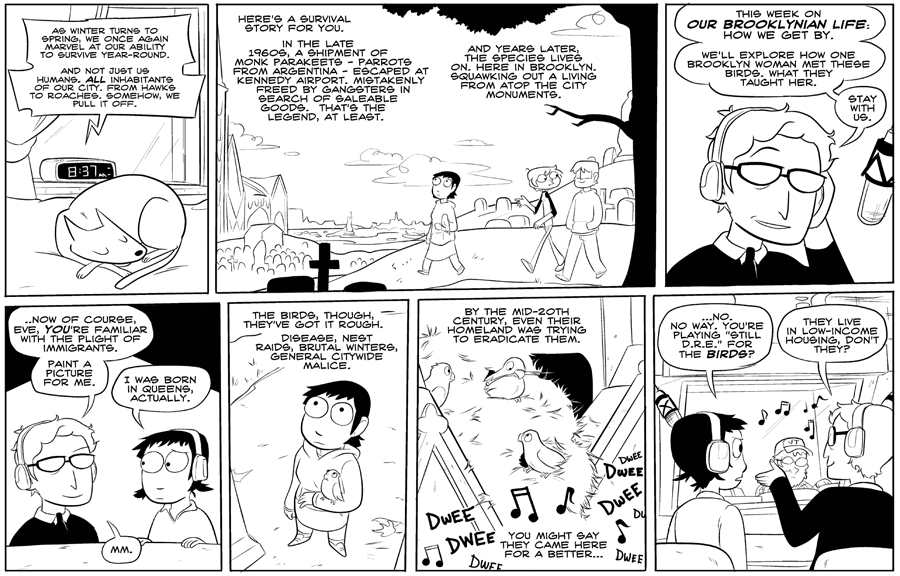 #132 – survival story