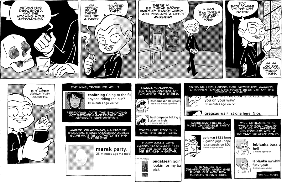 #403 – here come the guests