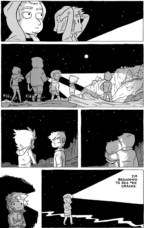#628 – i'm beginning to see the cracks