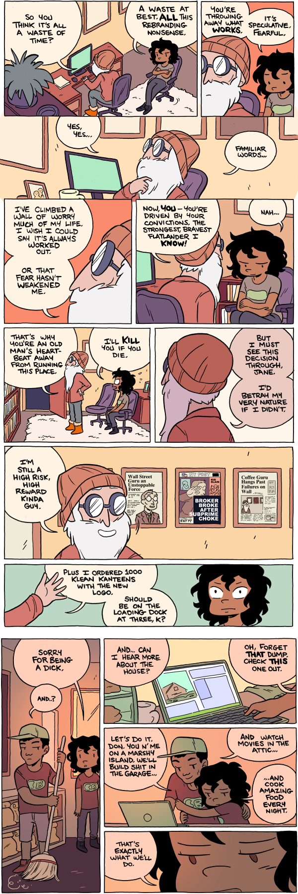 #813 + 814 – forget that dump